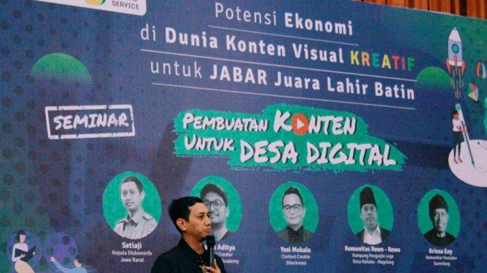"""Jawa Barat luncurkan """"Desa Digital: Multimedia"""" di Kabupaten Sumedang"""