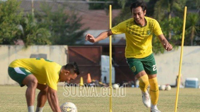 Persebaya Surabaya vs Persik Kediri, Hansamu Yama Jadi Aktor Utama 2 Gol di Babak I