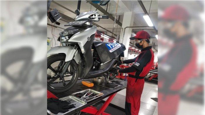 Servis Motor Yamaha Lebih Cepat dan Akurat dengan Yamaha Diagnostic Tools (YDT)
