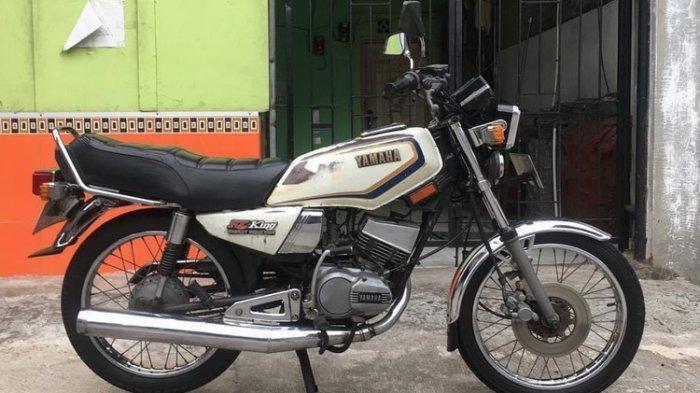 Dibeli dari Petani di Sumedang, Yamaha RX-King Cobra 1983 Ini Ditawarkan Arif Rp 125 Juta