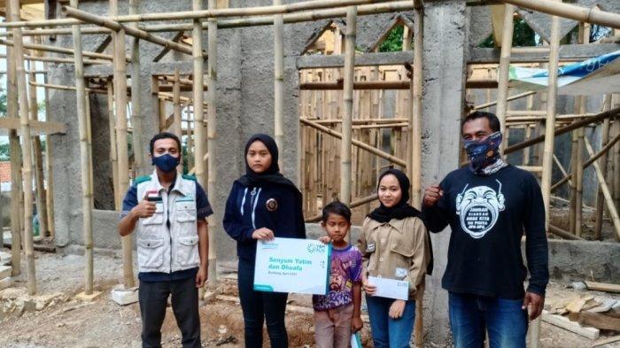 Ramadhan Berbagi, YBM PLN UIP JBT Berikan Santunan untuk Yatim dan Dhuafa