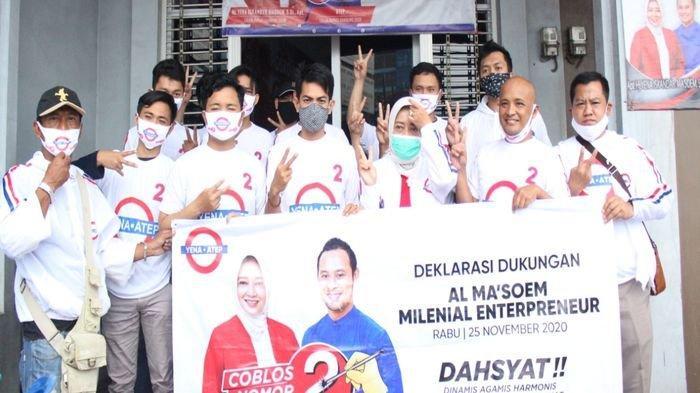 Entrepreneur Milenial Akan Menangkan Yena Ma'soem di Pilkada Kabupaten Bandung, Merasa Diakomodasi