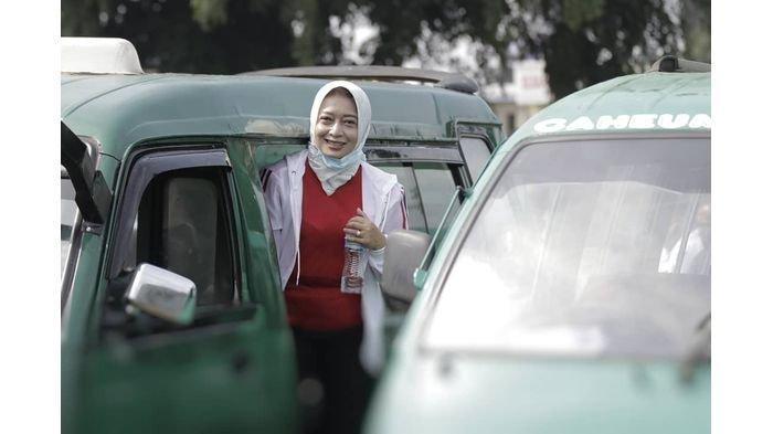 Di Pilkada Kabupaten Bandung, Yena Ma'soem Curahkan Gagasannya Bangun Tanah Kelahirannya