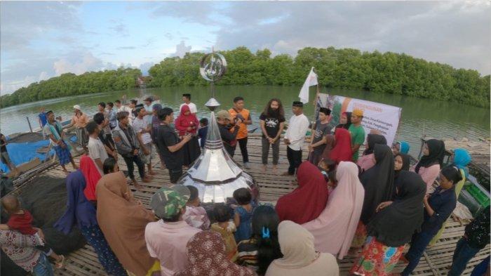 Kampung Nelayan Buttue Puluhan Tahun Menanti Masjid