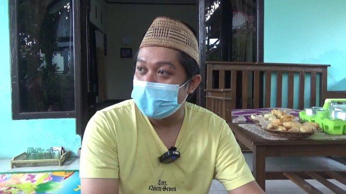 Yoris saat ditemui setelah menggelar pengajian di Jalancagak, Subang.