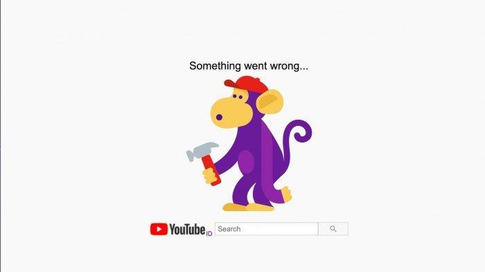 Youtube Down, Tak Bisa Diakses Lewat Hape maupun Desktop