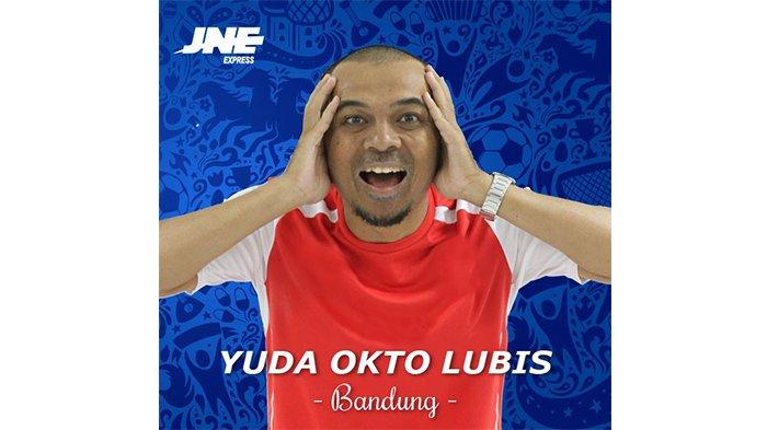 Menang Undian JNE Race to Moskwa, Yuda Okto Savitra Bisa Tonton Piala Dunia Langsung di Stadion