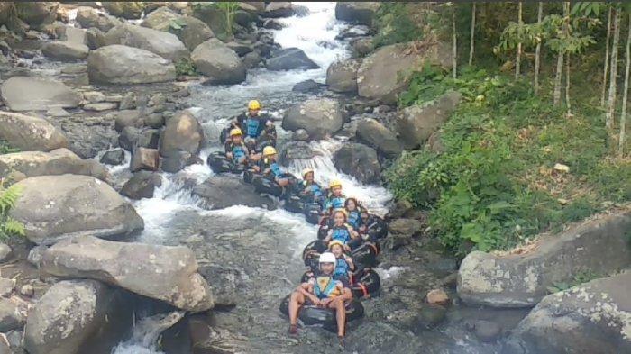 Yuk Jajal River Tubing Cikadongdong, Wisata Adrenalin dari Majalengka 1