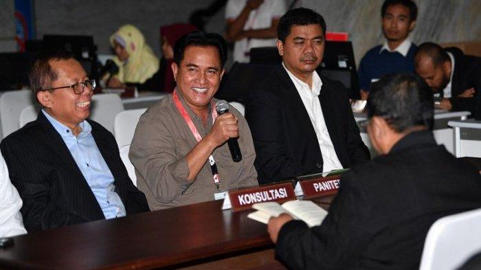 Maruf Amin Dituding Langgar UU Pemilu, Yusril Ihza Mahendra Punya Argumentasi Hukum Bantah BPN