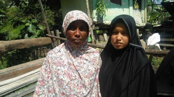 Viral Kisah Perjuangan Zahra, Siswi SMP yang Bekerja Jadi Kuli Bangunan untuk Bantu Keluarga