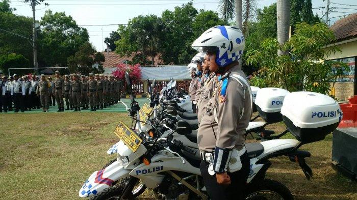 Polres Cirebon Gelar Operasi Zebra Lodaya, Pengendara Seperti Ini Jadi Sasaran