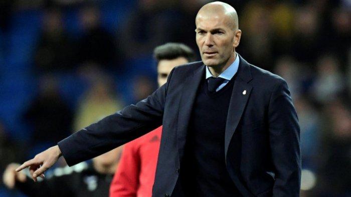 Real Madrid Libas Liverpool, Zinedine Zidane: ''Kami Senang tapi Perjalanan Masih Panjang''