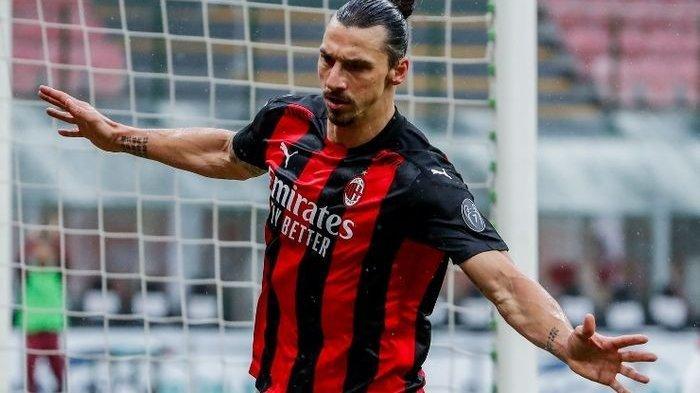 AC Milan Disingkirkan Manchester United di Liga Eropa, Zlatan Ibrahimovic Singgung Masa Depannya