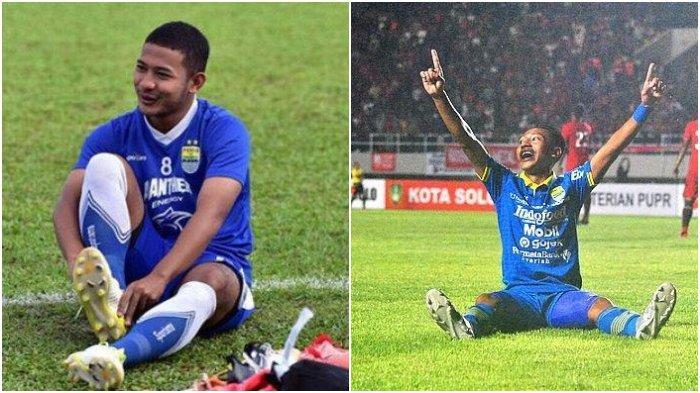 Dua Bersaudara di Persib Bandung Beckham Putra dan Gian Zola, yang Satu Bersinar yang Lain Redup