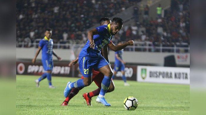 Zulham Zamrun Komentari Debutnya Bersama Persib Bandung dan Penundaan Liga 1 2020
