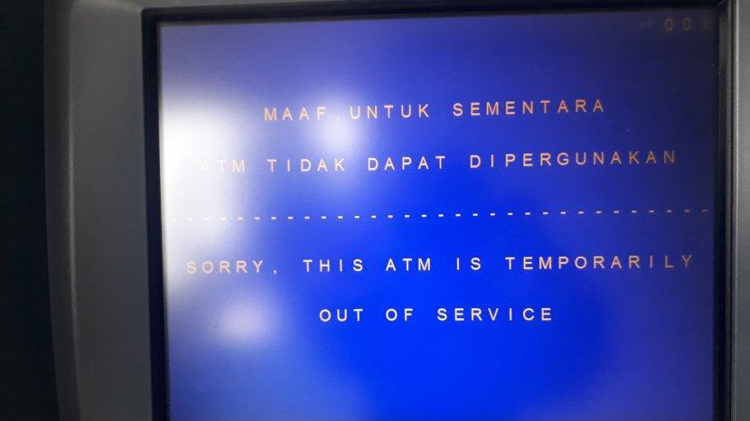 Video Tak Tampak Petugas Di Bank Mandiri Jalan Ah Nasution Bandung Nasabah Bingung Mengadu Ke Siapa Tribun Jabar