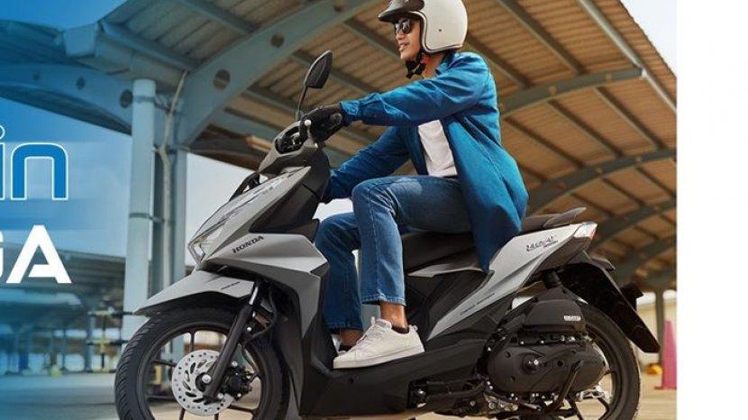 Daftar Harga Motor Honda Januari 2021 Motor Matic Honda Beat Pcx Hingga Bebek Ini Yang Termurah Tribun Jabar