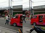 VIRAL VIDEO Angkot di Cianjur Dirusak Rombongan Pemotor, Ini Penjelasan Polisi