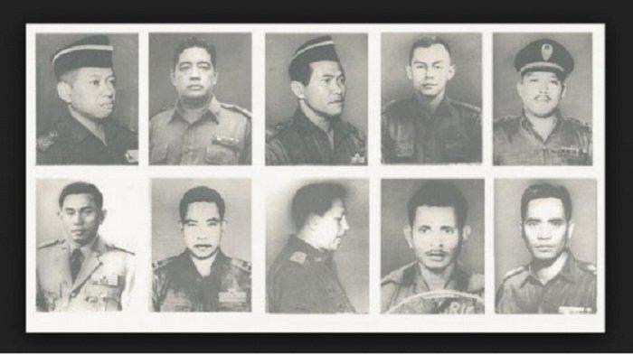 Mengenang 10 Pahlawan Revolusi yang Gugur di Peristiwa G30S/PKI, Siapa Saja? Simak Ulasannya