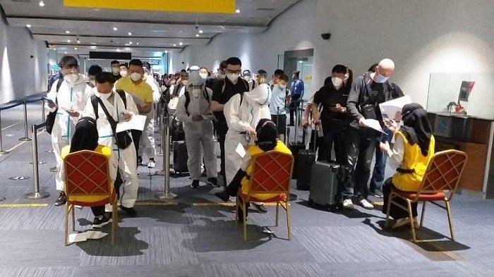 Kasus Covid-19 Meningkat, Penumpang dari 3 Negara Ini Dapat Pengawasan Ekstra di Bandara Soetta