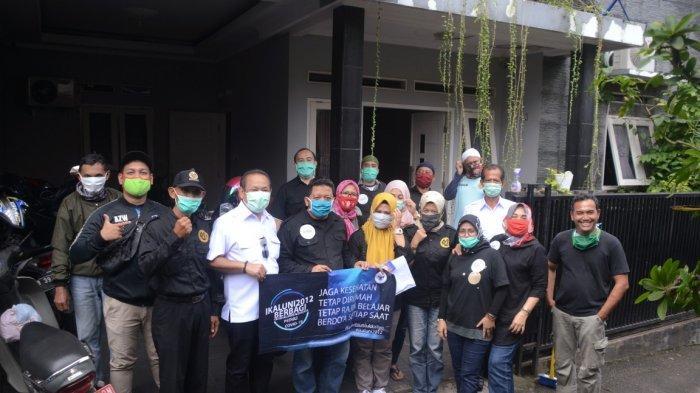 Ikaluni SMKN 20 Jakarta dan Pelajar 20 Melati Galang Solidaritas Bantu Korban Terdampak Covid-19