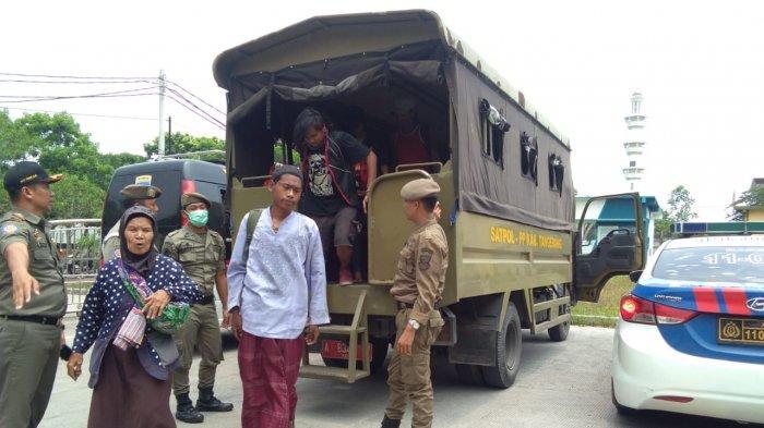 325 PMKS Terjaring Satpol PP Jakarta Pusat Selama Ramadan, Wilayah Menteng Banyak Gelandangan