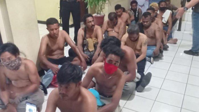 Bentrok Pecah di Ciledug Tangerang, Polisi Amankan 16 Orang