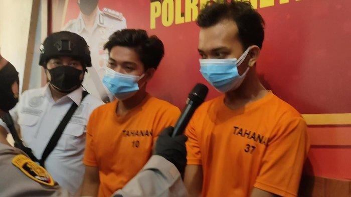 Dapat Ganja dari Opung di Medan, 2 Bandar yang Ditangkap di Jonggol Raup Untung Rp 40 Juta