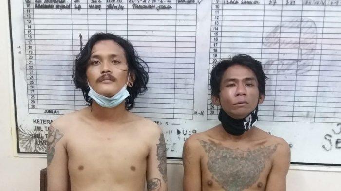 2 Pelaku Jambret Tas di Pulogadung Diringkus Polisi, Barang Bukti Ikut Diamankan