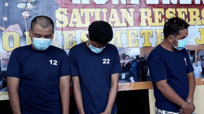 Cari Modal Judi Online, Dua Pemuda di Jakarta Timur Jadi Maling Motor