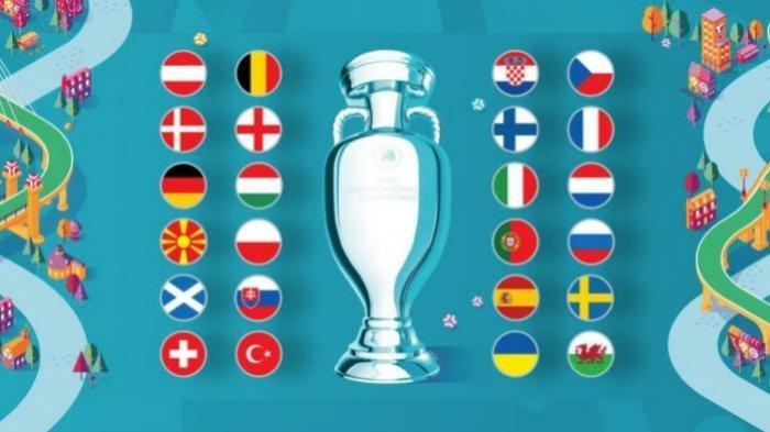 Lima Hari Jelang Euro 2020, Ini Jadwal Lengkapnya dari Babak Penyisihan hingga Laga Final di London