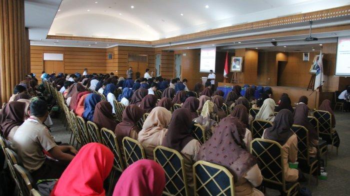 282 CPNS Jakarta Utara Ikuti Pembekalan Kedisiplinan Hingga Masalah Perceraian