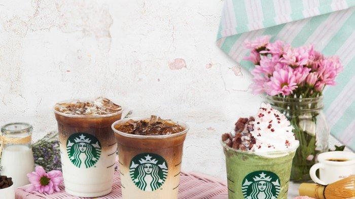 Hanya Sampai 6 Mei,Ada 3 Varian Minuman Baru di Starbucks Edisi Art in Cup