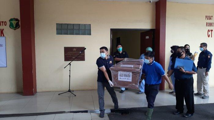 Jenazah Pramugari Nam Air, Isti Yudha dan 3 Jenazah Korban Sriwijaya Air Diserahkan ke Keluarga