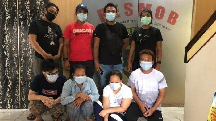 Cerita Dibalik Satu Keluarga Pencopet di Surabaya, Bagi Peran dan Hasilnya untuk Makan Sehari-hari