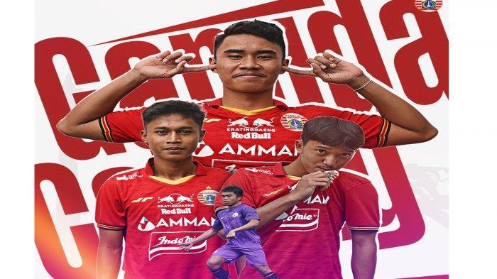 Wajah Empat Pemain Muda Persija Jakarta yang Dipanggil Seleksi Timnas untuk Piala Dunia 2023