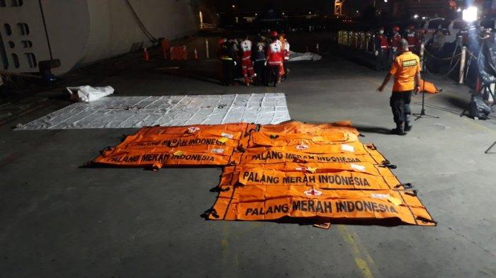Operasi SAR Lion Air PK-LQP Hari ke-11, Tim SAR Angkut 8 Kantong Jenazah, Total Sudah 195 Kantong