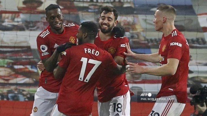 Man United Diprediksi Akan Menang Mudah Lawan Burnley