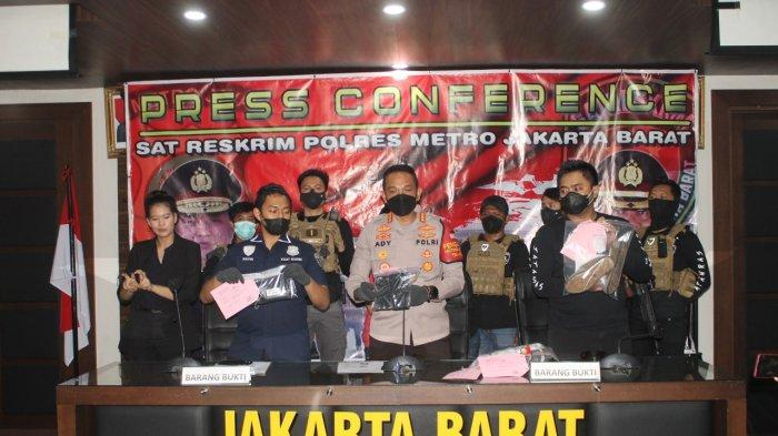 Apa Itu CCTV Noblindspot yang Bantu Polres Jakarta Barat Ringkus Spesialis Pencuri Barang di SPBU?