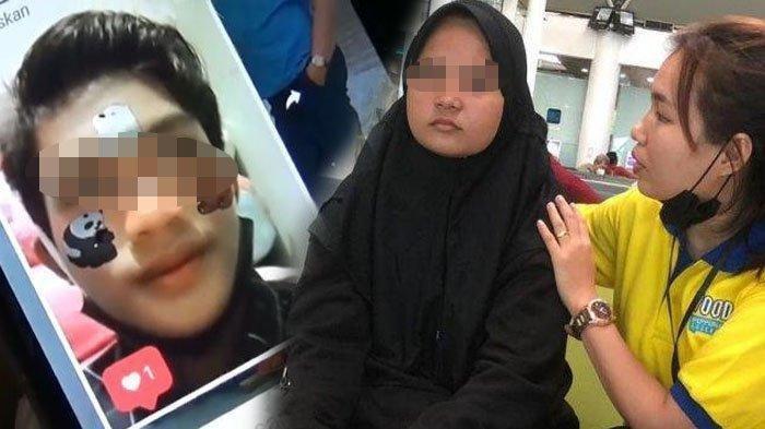 Masih ingat gadis yang jual motor demi temui pacar online? kini ABG itu kembali kabur dari rumah untuk menemui pria di Jakarta Barat.