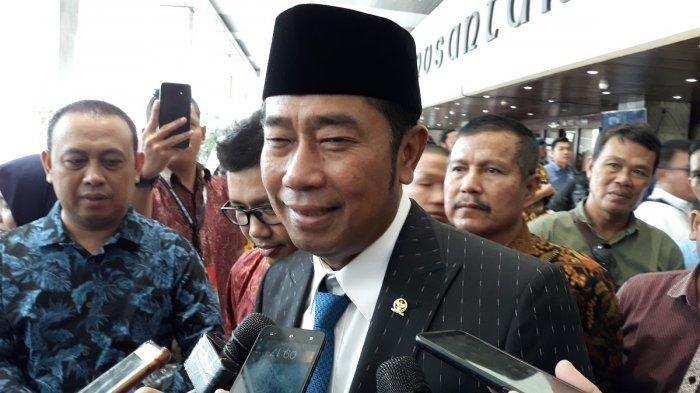Cerita Haji Lulung, Rela Usahanya di Pasar Tanah Abang Rugi Miliaran Demi Dukung PSBB di Jakarta