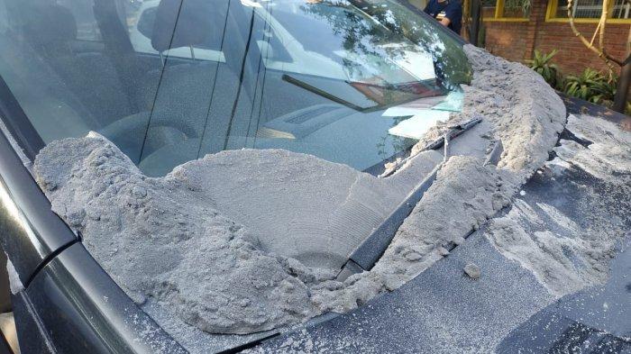 Jangan Disepelekan, Ini Tips Merawat dan Membersihkan Kendaraan dari Abu Erupsi Gunung