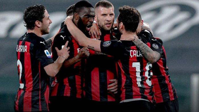 Klasemen Akhir Liga Italia, AC Milan Posisi Kedua dan Juventus Keempat