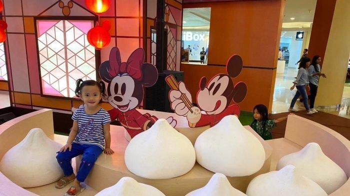 Meriahkan Tahun Baru Imlek 2571, Summarecon Mal Kelapa Gading Hadirkan Mickey dan Minnie Mouse