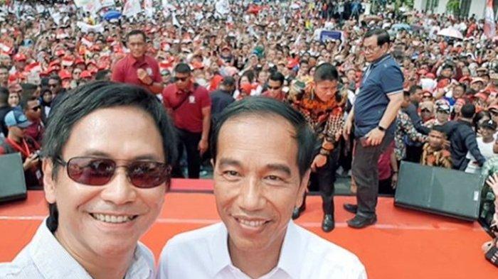 Dianggap Bakal Jadi Menteri Karena Dukung Jokowi, Tanggapan Addie MS Disambut Tepuk Tangan