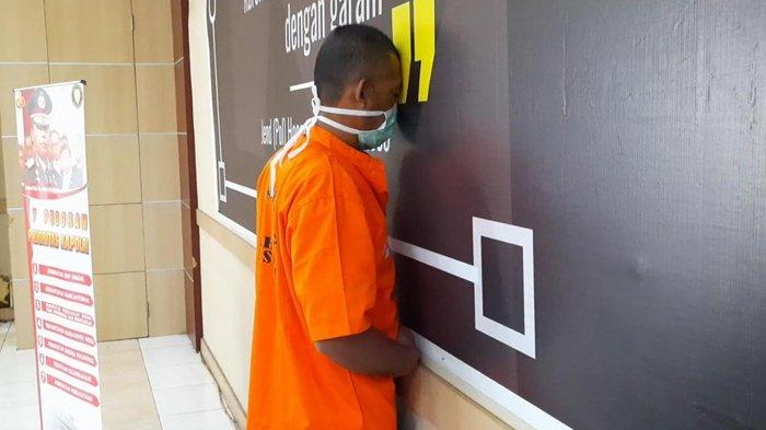 Pria Beristri Cabuli Anak Belasan Tahun, Korban Terbuai oleh Bujukan Cincin Seharga Rp 15 Ribu