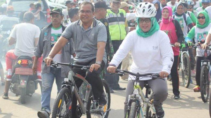 Hitung Cepat Sementara Pilkada Kabupaten Bogor, Ade Yasin-Iwan Ungguli Pasangan Jaro-Inggrid Kansil