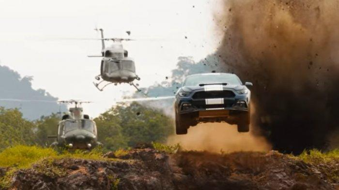 Trailer Film Fast and Furious 9 Dirilis, Ada Adegan Dom Toretto Kendarai Mobil Terbang