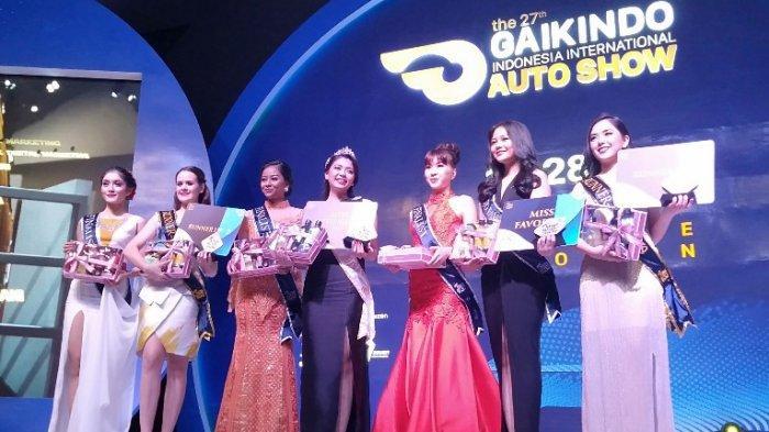 Adinda Prasca, Sang Kampiun Miss Auto Show GIIAS 2019