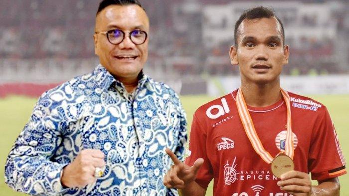 Ucapkan Selamat ke Persija Jakarta dan Marc Klok, Togar Situmorang: Kami Semua Bangga